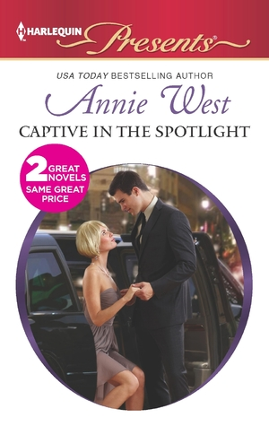 Captive in the Spotlight/Blackmailed Bride, Innocent Wife