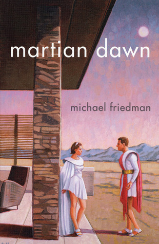 Martian Dawn by Michael    Friedman