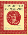 Committed to Memory: 100 Best Poems to Memorize