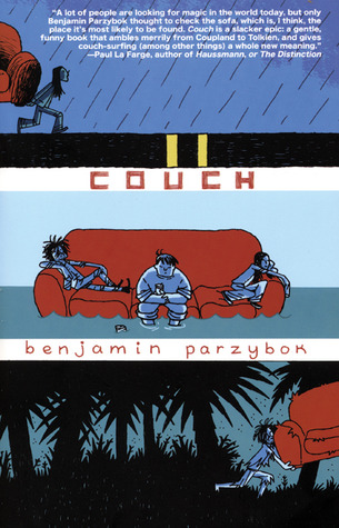 Couch by Benjamin Parzybok