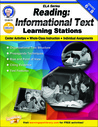 Reading, Grades 6 - 8: Informational Text Learning Stations