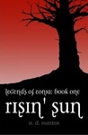 Risin' Sun (Legends of Eonia, #1)