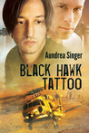 Black Hawk Tattoo by Aundrea Singer