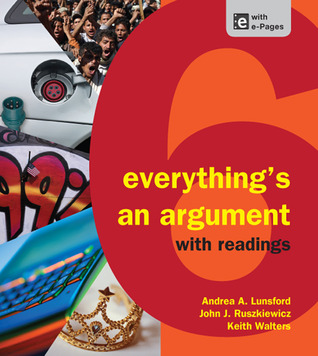 Everythings an Argument with Readings