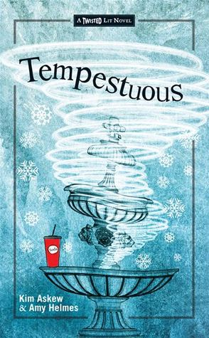 Book Cover Tempestuous by Kim Askew and Amy Helmes