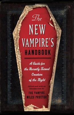 New Vampire's Handbook by Joe Garden