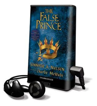 The False Prince [With Earbuds]