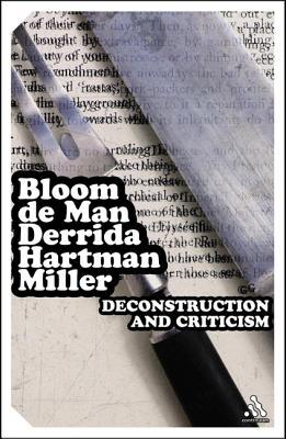 Deconstruction Critical Essays