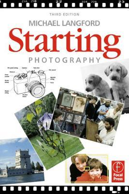 Find Starting Photography by Michael Langford PDF