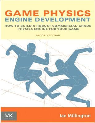Game Physics Engine Development [With CDROM] by Ian Millington