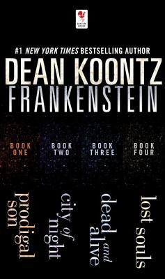 The Frankenstein Series 4-Book Bundle: Frankenstein: Prodigal Son, City of Night, Dead and Alive, Lost Souls