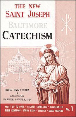 Saint Joseph Baltimore Catechism (No. 1) by Bennet Kelley