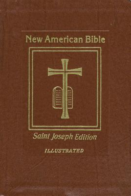 Saint Joseph Gift Bible, Deluxe Medium Size Print Edition by Catholic Book Publishing Corp.