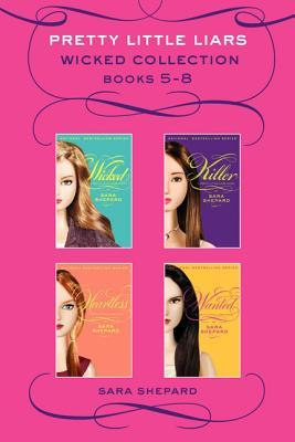 Pretty Little Liars Wicked Collection (Pretty Little Liars, #5-8)