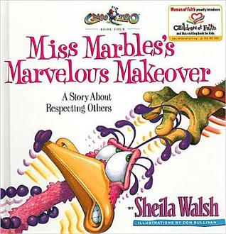 Miss Marbles' Marvelous Makeover
