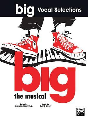Big: The Musical Vocal Selections