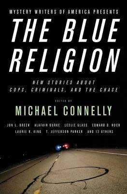 Mystery Writers of America Presents The Blue Religion by Mystery Writers of America