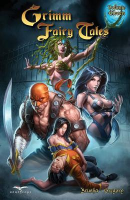 Grimm Fairy Tales Vol. 11 by Joe Brusha