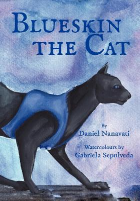 Blueskin the Cat by Daniel Nanavati