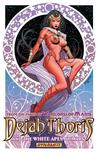 Dejah Thoris and the White Apes of Mars