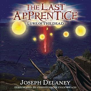 The Last Apprentice: Lure of the Dead (The Last Apprentice / Wardstone Chronicles, #10)