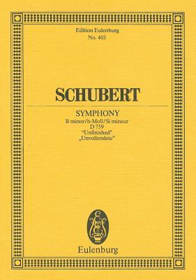 Symphony No. 8 in B Minor, D. 759 Unfinished