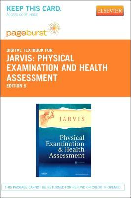 Download Physical Examination and Health Assessment - Pageburst E-Book on Vitalsource (Retail Access Card) CHM