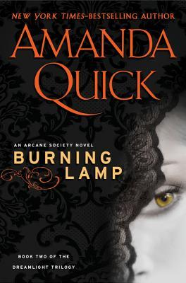 Burning Lamp (Arcane Society, #8)(Dreamlight Trilogy, #2)