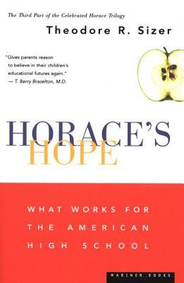Horace's Hope: What Works for the American High School