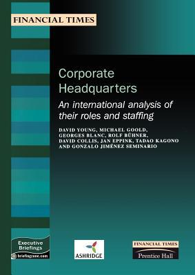 Corporate Headquarters by David T. Young