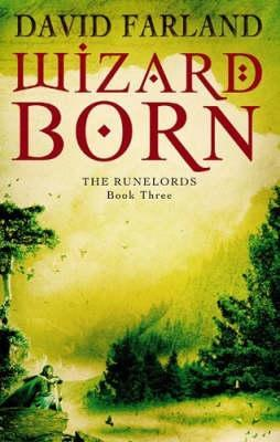Wizardborn (Runelords, #3)