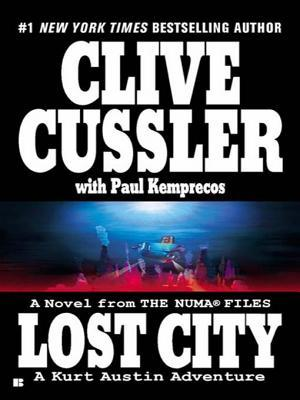 Lost City (NUMA Files, #5)