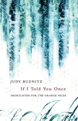 If I Told You Once. Judy Budnitz