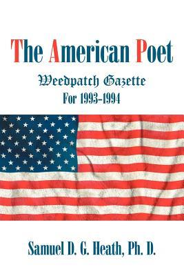 The American Poet: Weedpatch Gazette for 1993-1994