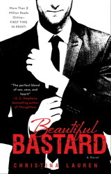Post thumbnail of ARC Review: Beautiful Bastard by Christina Lauren