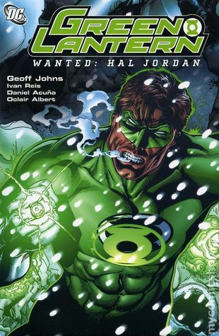 Green Lantern, Vol. 3: Wanted: Hal Jordan