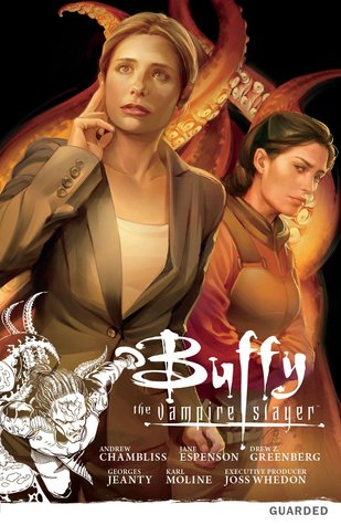 Review: Guarded (Buffy the Vampire Slayer Season 9, #3)