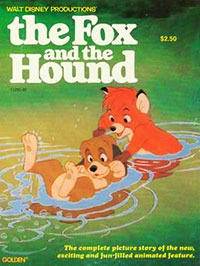 Download The Fox and the Hound MOBI