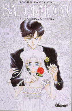 Sailormoon 15 by Naoko Takeuchi