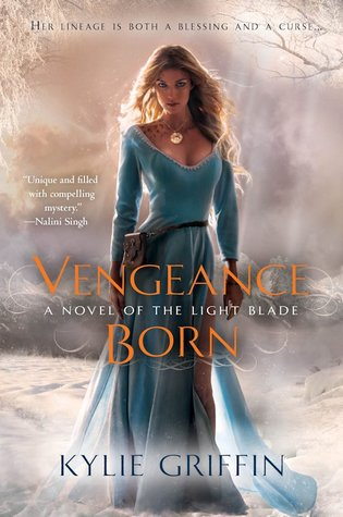 Vengeance Born (The Light Blade, #1)
