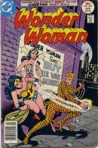 "Wonder Woman #230 ""The Claws of the Cheetah"""