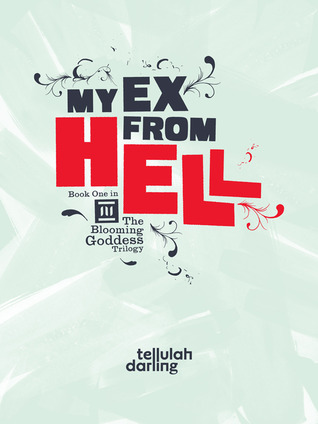 Book Cover My Ex From Hell by Tellulah Darling