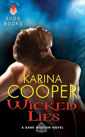 Excerpt from Karina Cooper's Wicked Lies (& an Epic Giveaway)