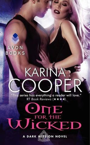 One for the Wicked by Karina Cooper // VBC Review