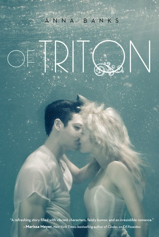 Of Triton - Anna Banks epub download and pdf download