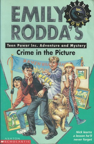 Crime in the Picture by Emily Rodda