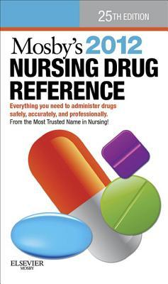 Mosby's 2012 Nursing Drug Reference - E-Book Version to be sold via e-commerce site