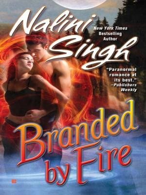 Branded by Fire (Psy-Changeling, #6)