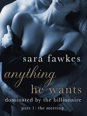 Anything He Wants (Dominated by the Billionaire, #1)
