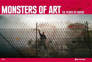 Monsters Of Art (On The Run Books)